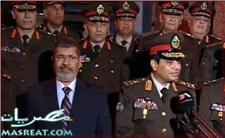 القرضاوي يعترف: اردوغان تجسس على  جيش مصر وحذر مرسي من السيسي
