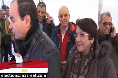 نتيجة الاستفتاء على الدستور للمصريين في الخارج