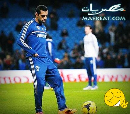 محمد صلاح في مباراة تشيلسي الاخيرة في مباريات الدوري الانجليزي
