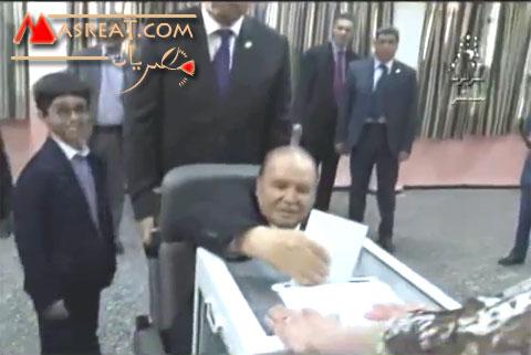 نتائج انتخابات الرئاسة في الجزائر 2014