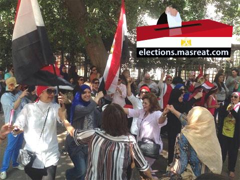 عطلة رسمية بمناسبة انتخابات الرئاسة في مصر اليوم
