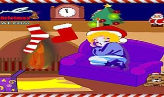 العاب بابا نويل