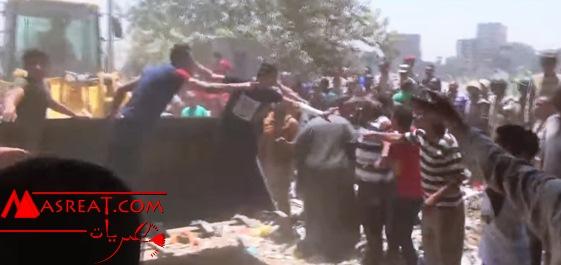 احداث جزيرة الوراق محافظة الجيزة