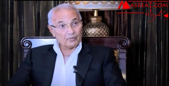 احمد شفيق تكذيب قناة الجزيرة