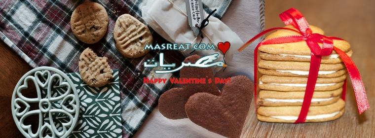 حلويات عيد الحب