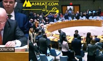 نتائج تصويت مجلس الأمن بشأن فنزويلا