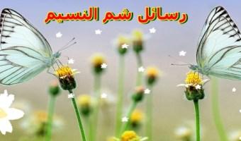 رسائل شم النسيم 2019