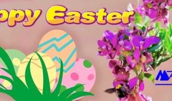 مسجات عيد القيامة المجيد 2019