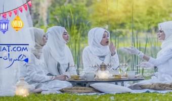 نظام غذائي صحي في رمضان