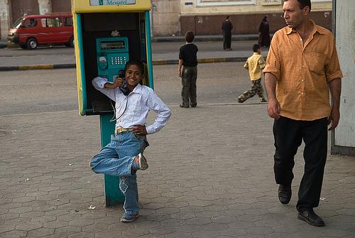 المصريون ينتفقون 35 مليار جنيه سنوياً على الاتصالات