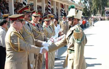 شروط التطوع بالقوات المسلحة، القبول في الجيش المصري 2020/2019