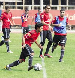مباريات الاسبوع السادس في الدوري المصري