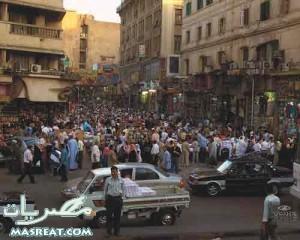 شلل شوارع القاهرة و اضراب سائقين النقل العام