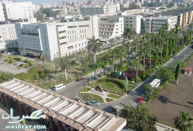 الجامعات والكليات والمعاهد الي تقبل طلاب الشعبة الهندسية علمي رياضة
