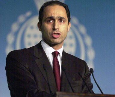 جمال مبارك | المرشحين للرئاسة | انتخابات الرئاسة 2011