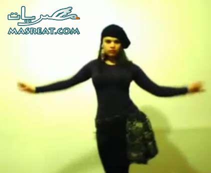 تعليم رقص شرقي | فيديو رقص مصري بلدي ايمان