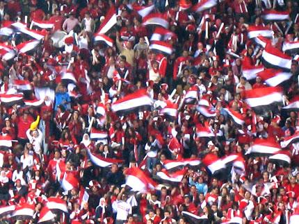 شركات سياحة مصرية تحاول تسريب تذاكر مباراة مصر والجزائر لجماهير الجزائر