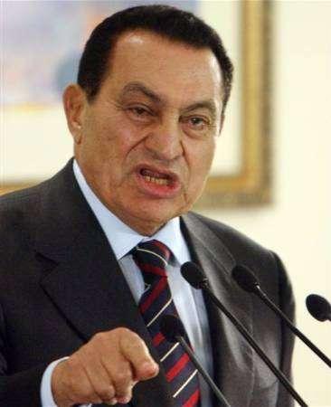 حسني مبارك يعتمد الثانوية العامة الجديدة