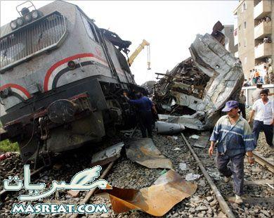 حادثة انقلاب قطار بضائع ابو تيج