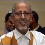 الرئيس الموريتاني المخلوع ولد الشيخ عبدالله