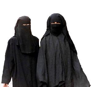 الرئيس الفرنسي ساركوزي : النقاب علامة استعباد المرأة