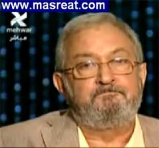 طارت ريشة الصحفيين | نور الشريف مع معتز الدمرداش في برنامج 90 دقيقة