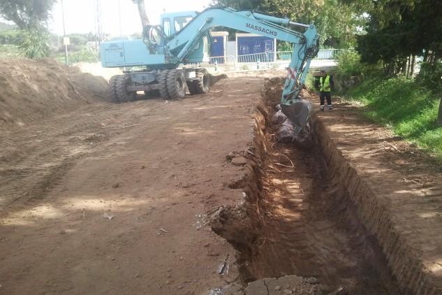 Excavació i moviment de terres