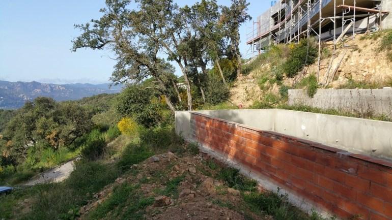 Construcció mur verd 09