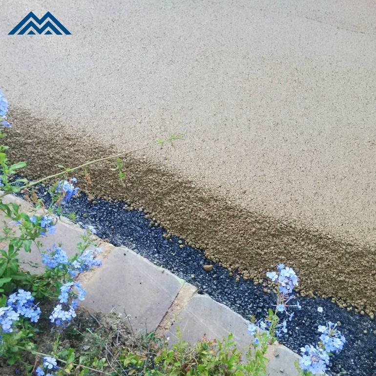 MASASCHS Obres i Paisatge paviment asfalt de color 5