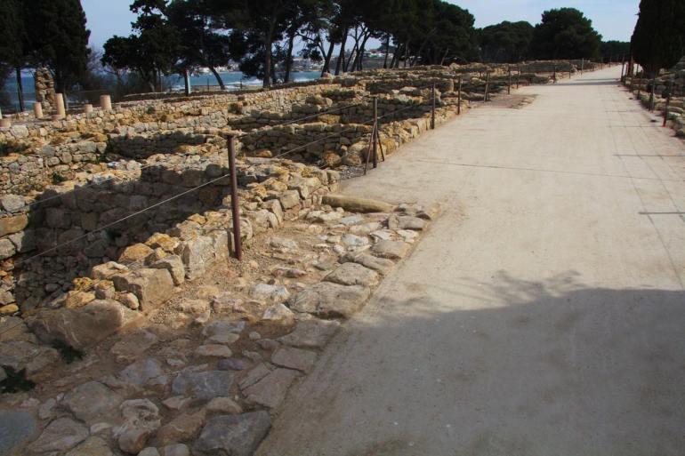 SAULO SOLID acabat - ruines Empúries