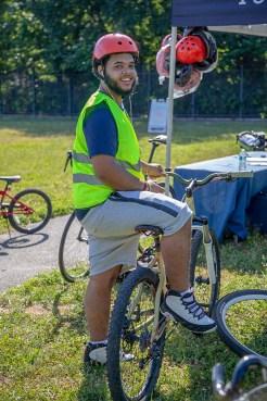 Photos of Mattapan on Wheels 2018. Courtesy: Mattapan Food and Fitness Coalition and Mattapan on Wheels.