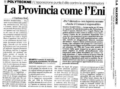 provincia ENI