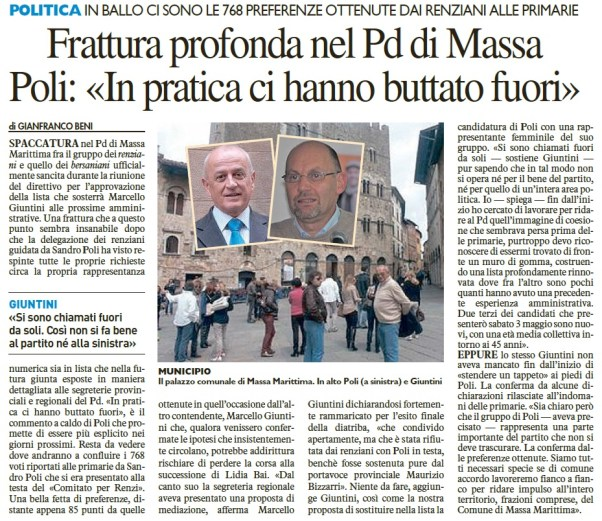 Frattura 25.04.2014