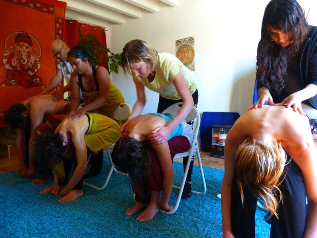Formation massage Ayurvédique France