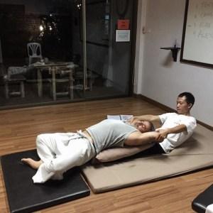 Massagefortbildung