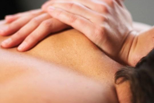 Healing through touch