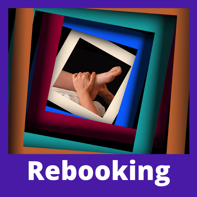 rebooking massage clients