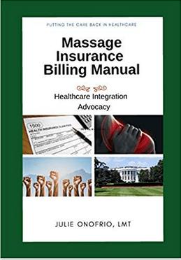 Massage insurance billing ebook