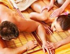 Massagem sensual e erótica