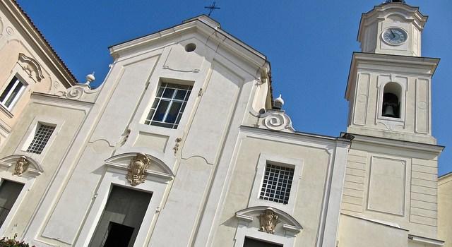Massa Lubrense Cattedrale  - Philip Chicop