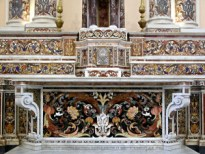 Altare della Chiesa di S. Agata sui Due Golfi