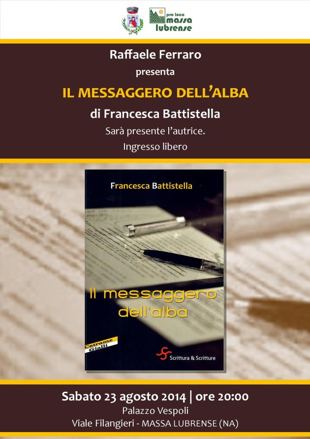Locandina Libro - Battistella