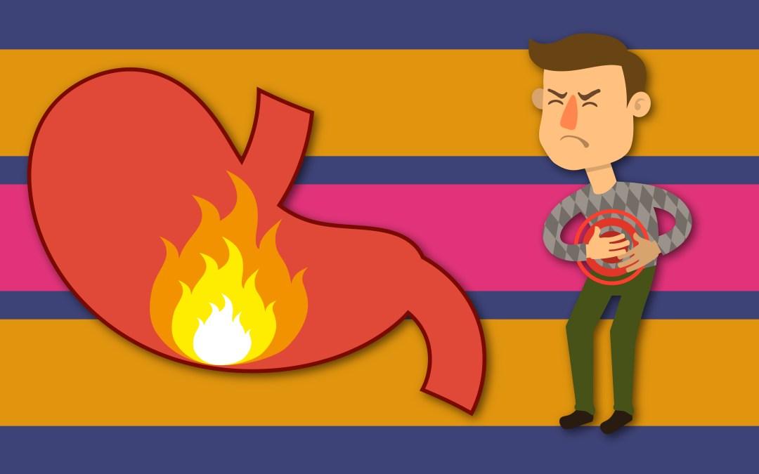 Gastritis, enfermedad que afecta a gran parte de la población mexicana