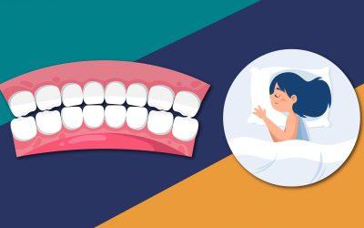 ¿Tienes el hábito de rechinar los dientes?
