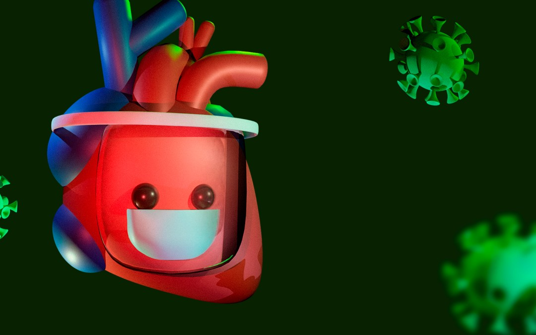 Corazón y COVID-19