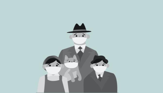 La gripe española, la gran pandemia del siglo XX