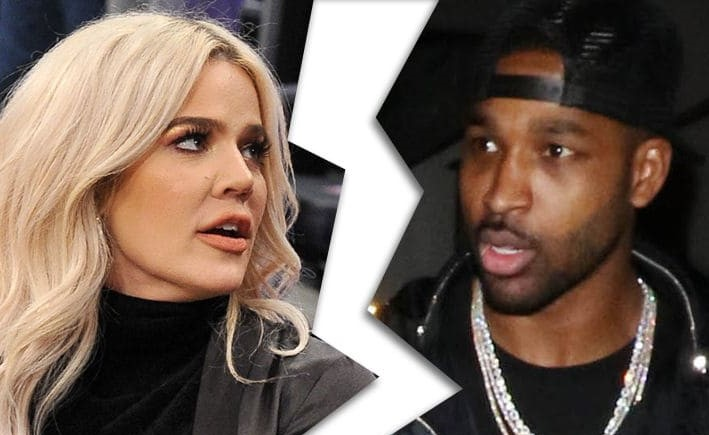 Khloe Kardashian breaks up with Tristan Thompson after ...