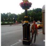 Central Park South East Corner