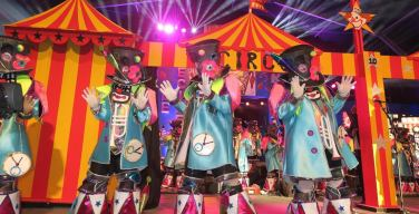 Se celebra el sorteo de orden de participación en el Concurso de Murgas Adultas e Infantil del Carnaval de Arrecife el sábado 19