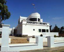 El Aeropuerto de Lanzarote celebra el Día  Internacional de los Museos con una jornada  de puertas abiertas